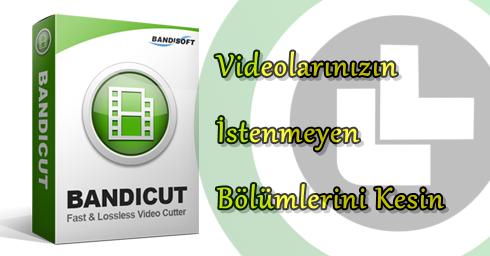 Bandisoft Bandicut Türkçe Full indir