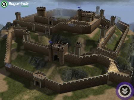 Stronghold 2 Tek Link indir