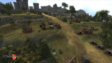 Stronghold 3 - Oyun İncelemesi
