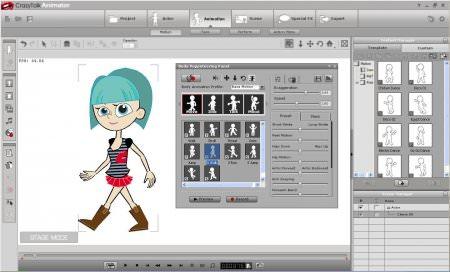 Crazytalk Animator 2 + İçerik Paketi Full indir