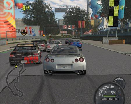 Need For Speed: Pro Street Türkçe Full
