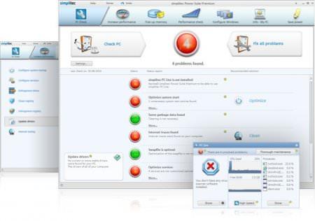 Simplitec Power Suite Premium 8.0 Full
