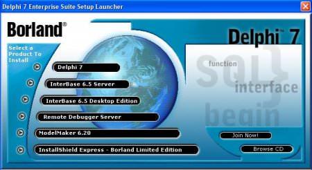 Delphi 7 Enterprise Full indir