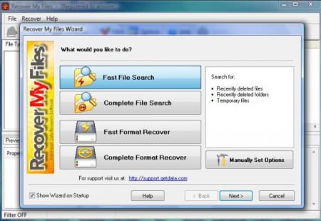 GetData Recover My Files Professional Edition 5 Full