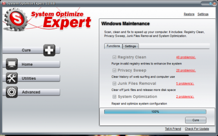 System Optimize Expert v3.3.8.2 Full