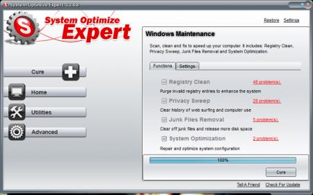 System Optimize Expert v3.3.8.2 Full