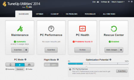 TuneUp Utilities 2014 v14.0.1000 Full