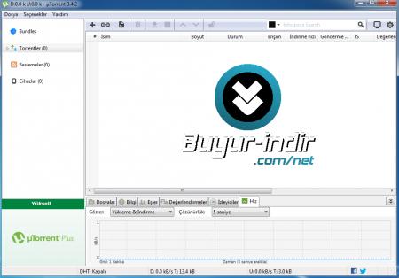 uTorrent PRO v3.4.7 B42330 Türkçe