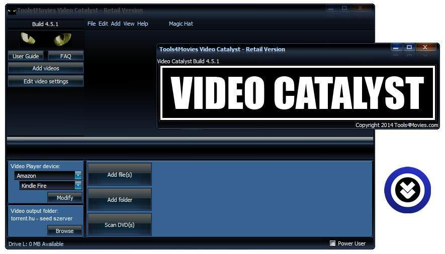 Video Catalyst 4 Full indir