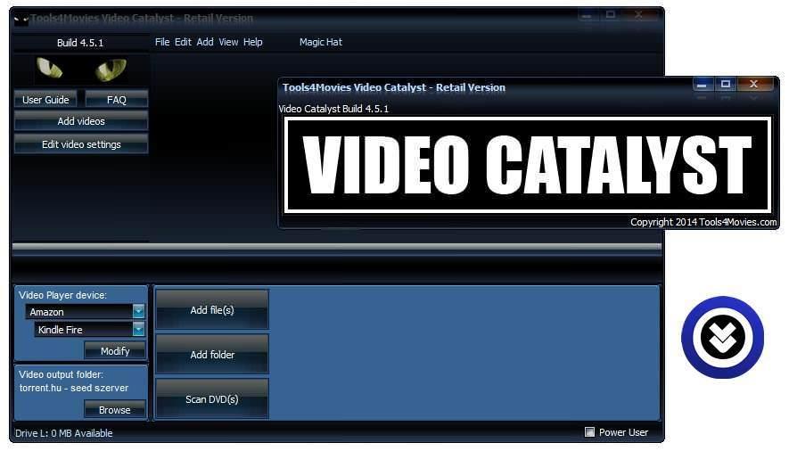 Video Catalyst 4 Full indir