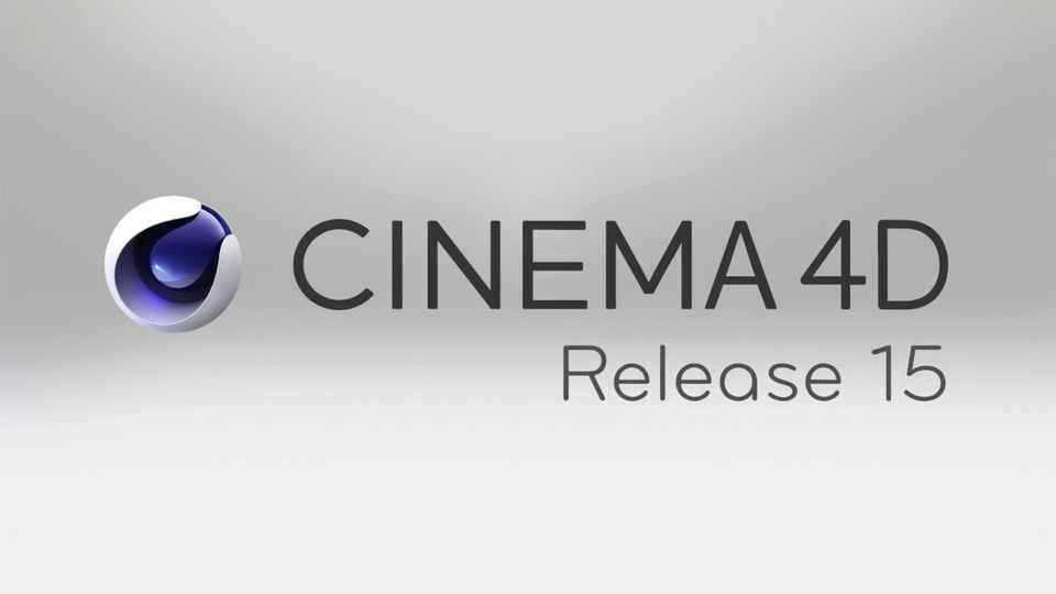 Maxon Cinema 4D R15 Full Tek Link indir