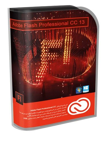 Adobe Flash Professional CC 13.1.0.226 Türkçe Full