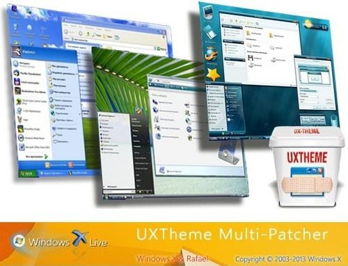 UXTheme Multi-Patcher 9.0