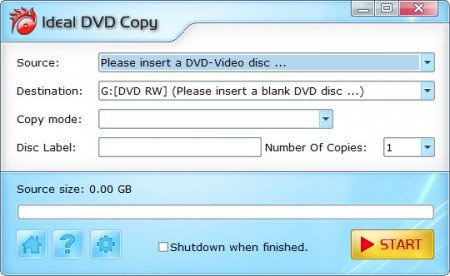 Ideal DVD Copy 4.3.1
