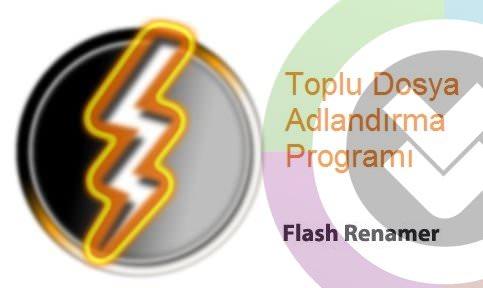 RL Vision Flash Renamer 6 Full indir