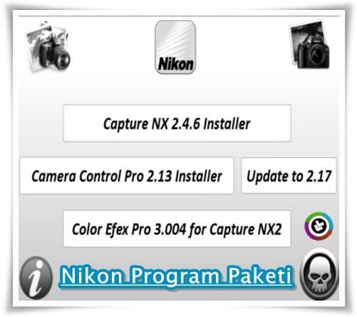 Nikon Imaging Products Suite 2014 Full indir