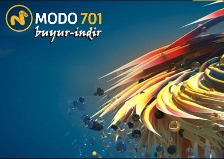 Luxology Modo v7.0.1 SP3 Full - 3D Modelleme Programı