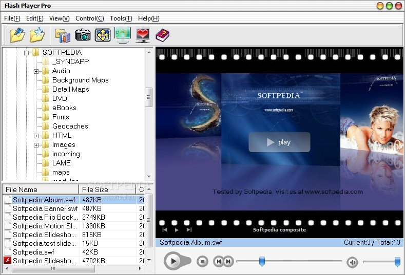 Flash Player Pro 5.7 - Portable