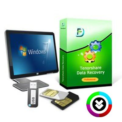 Tenorshare Data Recovery WinPE 4 Full indir