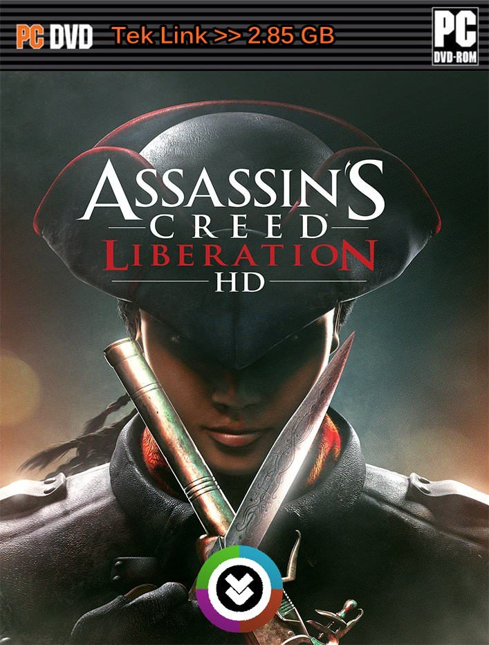 Assassin's Creed Liberation HD 2014 Full indir