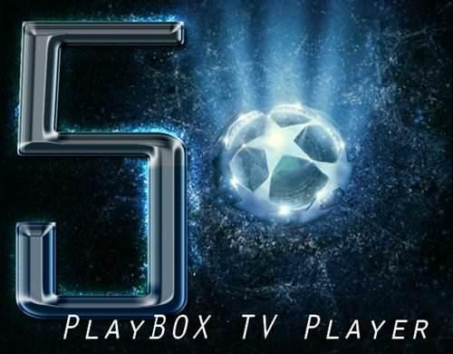 PlayBOX TV Player 2.7 Portable