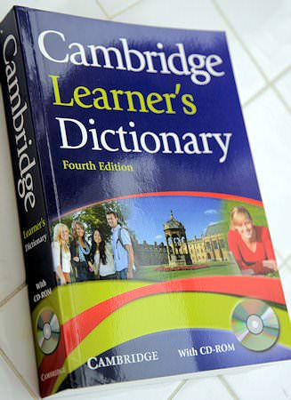 Cambridge Learner's Dictionary Full indir