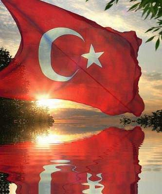 3D Türk Bayrağı Ekran Koruyucu indir