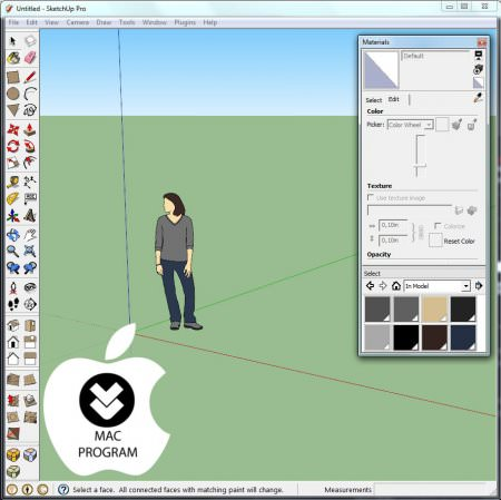 Mac Google SketchUp PRO 8 Full indir