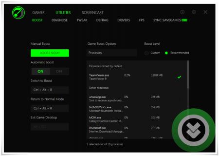 Razer Game Booster 4.2 indir