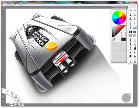 Autodesk Sketchbook Pro 6.2.4 Full - Dijital Çizim Programı