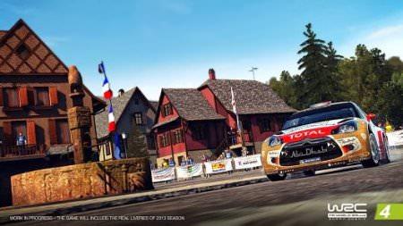 WRC 4 FIA World Rally Championship 2013