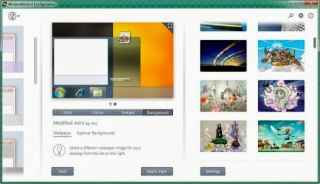 Stardock WindowBlinds v6.2 Full - Windows Tema Paketi