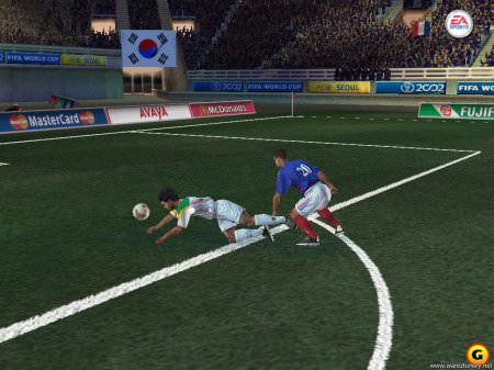 Fifa World Cup 2002 Full Tek Link indir