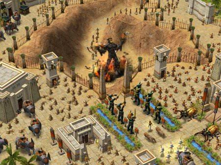 Age of Mythology + The Titans Tek Link