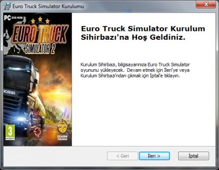 Euro Truck Simulator 2 v1.7.0 Full