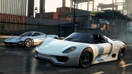 Need for Speed Most Wanted 2: Ultimate Speed
