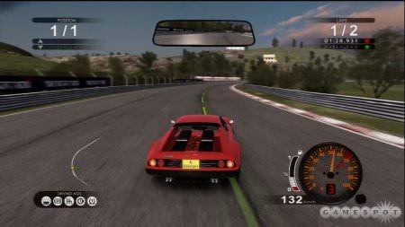 Test Drive Ferrari Racing Legends Tek Link