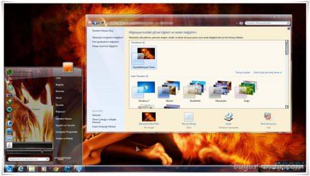 Windows 7 Tema Paketi 41 Adet