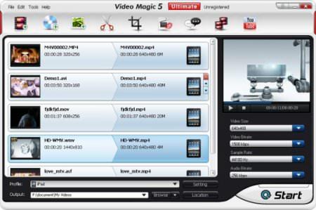 Blaze Video Magic Ultimate 7 Full indir