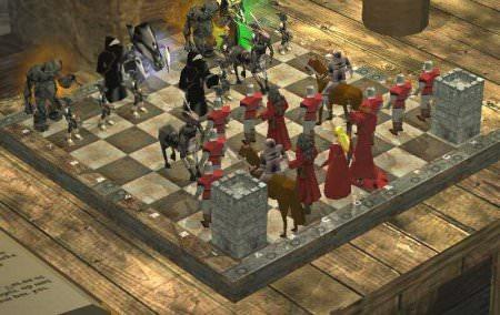 Chess3D Full - 3 Boyutlu Satranç Oyunu indir