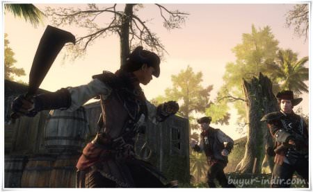 Assassin's Creed Liberation HD 2014 Full indir