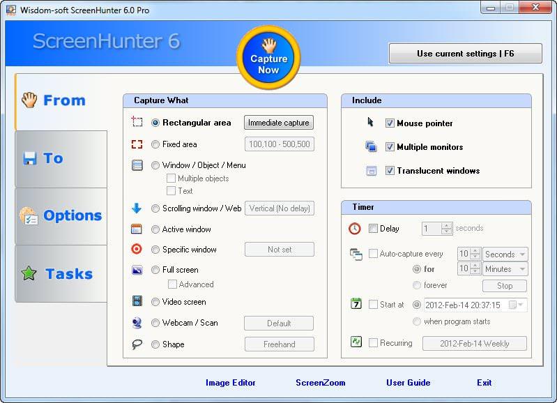 ScreenHunter Pro v7.0.973