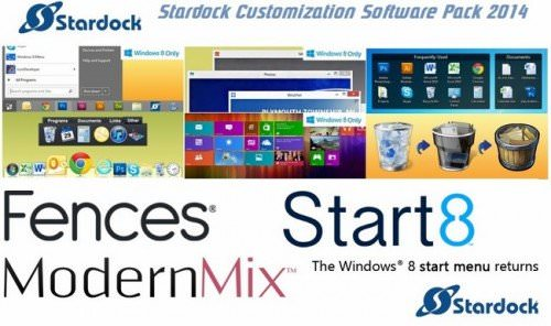 Stardock Customization Software Pack 2014