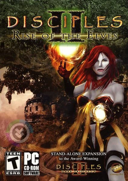 Disciples 2 Rise of The Elves Full indir