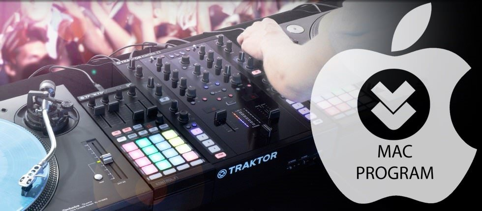 Mac Native Instruments Traktor Pro v2.0.3 Full indir