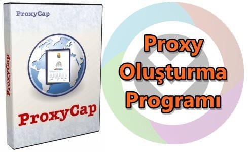 ProxyCap 5.2 Full indir