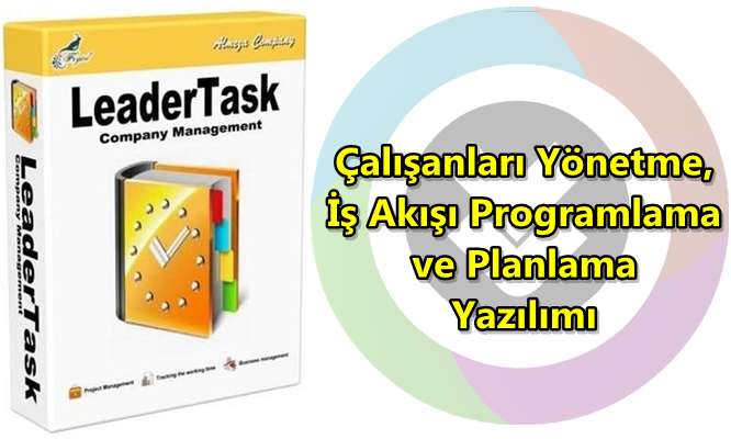 LeaderTask Company Management 7.7 Full indir