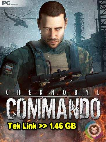 Chernobyl Commando Tek Link indir