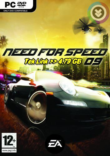Need for Speed Undercover Tek Link Full indir