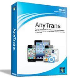 iMobie AnyTrans 3.7 Pro Full indir